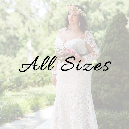 Bridal Dress Collection - For All Sizes